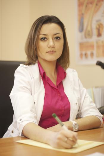 фото: врач-трихолог Саяхова Гульназ Рафисовна